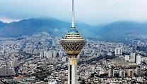 زلزله نسبتا شدید پنجشنبه شب تهران | کانون زلزله: دماوند